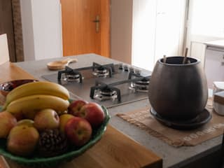 Moderestilo - Cozinhas e equipamentos Lda キッチン電気 ブラウン