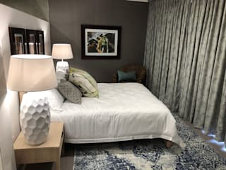 Bedroom by Lean van der Merwe Interiors