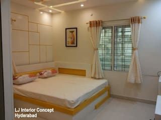 Halcyon Phoenix, Hyderabad:   by LJ Interior Concept