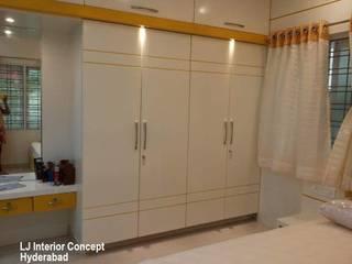 Halcyon Phoenix, Hyderabad: modern  by LJ Interior Concept,Modern