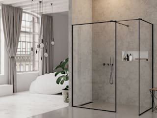 Nowoczesna łazienka od ZICCO GmbH - Waschbecken und Badewannen in Blankenfelde-Mahlow Nowoczesny