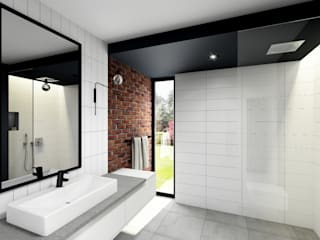 Modern bathroom by Offa Studio Modern