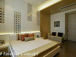 Narayan Villa - Ahmedabad: modern  by LJ Interior Concept,Modern