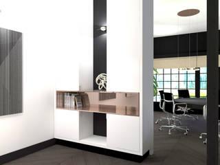 OFFICE DESIGN:  Kantoor- & winkelruimten door VAN VEEN INTERIOR DESIGN, Modern