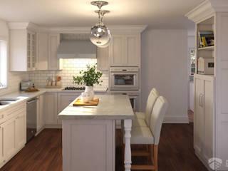 Kitchen Rendering by GeorgeRenders LLC