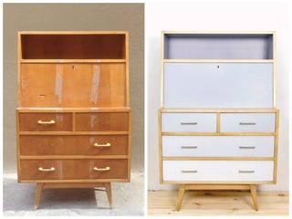 Muebles Pintados y Transformados de Studio Alis Escandinavo