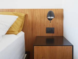 Apartamento BON : Quartos  por DAVID ITO ARQUITETURA