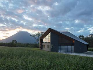 TSUBASA: ヒココニシアーキテクチュア株式会社が手掛けた家です。