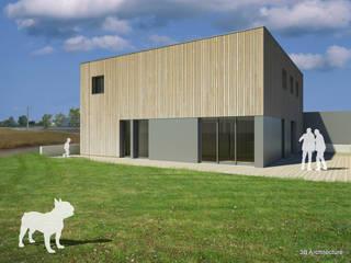 Maison E00:  de style  par 3B Architecture