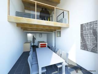 Maison MB01:  de style  par 3B Architecture