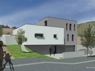 Maison M05:  de style  par 3B Architecture