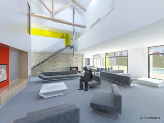 Maison KS01:  de style  par 3B Architecture