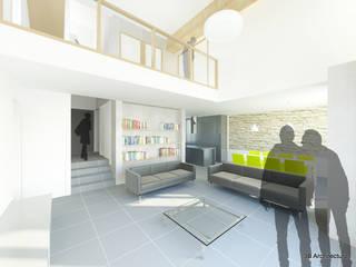 Maison G01:  de style  par 3B Architecture