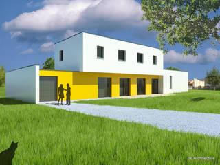 Maison BF01:  de style  par 3B Architecture