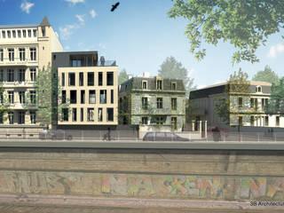 Lofts V01:  de style  par 3B Architecture