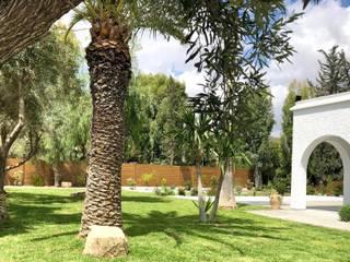 B.A-Studio Giardino in stile mediterraneo