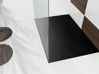ZICCO GmbH - Waschbecken und Badewannen in Blankenfelde-Mahlow Modern style bathrooms Glass Black