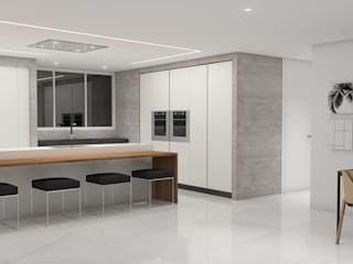 Kitchen by Design Group Latinamerica, Minimalist