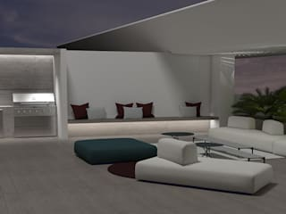 Patios & Decks by Design Group Latinamerica, Modern