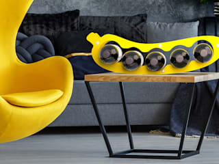 WITS Dining roomAccessories & decoration Metal Yellow