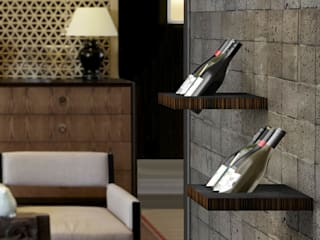 WITS Dining roomWine racks