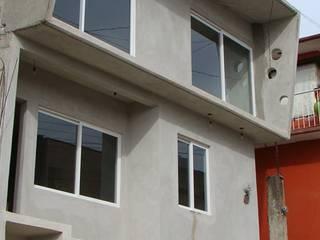 casa estrella: Casas unifamiliares de estilo  por nido arquitectos
