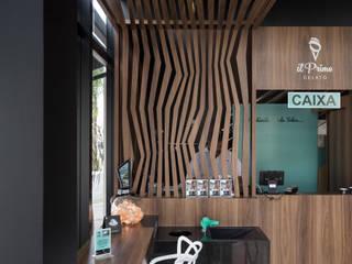 Gastronomie moderne par Okla Arquitetura Moderne