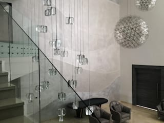 Modern walls & floors by Brochart pintura decorativa Modern