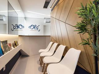 Cliniques modernes par Okla Arquitetura Moderne
