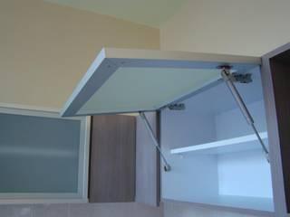 mobiliario:  de estilo  por nido arquitectos