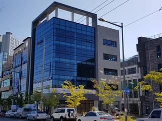 조은 메디컬 빌딩: 건축사사무소 이레EL의 현대 ,모던