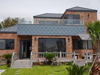 제주 남원읍 태흥리 주택: 건축사사무소 이레EL의 현대 ,모던