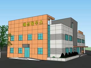modern  by 건축사사무소 이레EL, Modern
