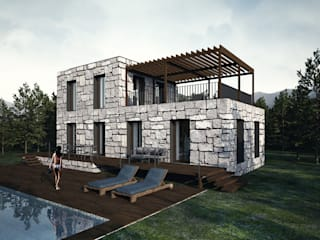 Modern Houses by MORF Modern