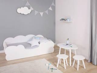 Dormitorio Nube Montessori : Habitaciones infantiles de estilo  de bainba.com