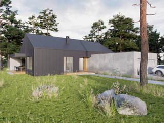 by 4Q DEKTON Pracownia Architektoniczna Modern
