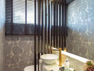 PANORAMA Arquitetura & Interiores Eclectic style bathroom