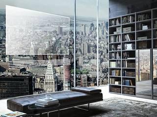 LG SIGNATURE ในครัวเรือนเครื่องใช้ในบ้านขนาดใหญ่ กระจกและแก้ว Black