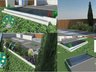 Moderne Pools von Ambient Natura Modern