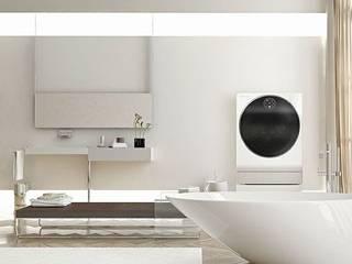 LG SIGNATURE TWINWash™ LG SIGNATURE HogarGrandes electrodomésticos Metal Blanco
