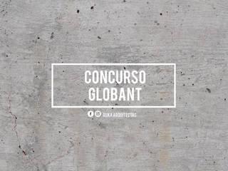 CONCURSO GLOBANT:  de estilo  por RUKA arquitectas