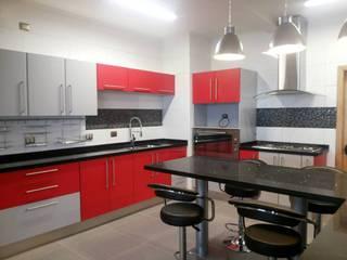 Muebles de cocina Puerto Montt de Quo Design - Diseño de muebles a medida - Puerto Montt Moderno