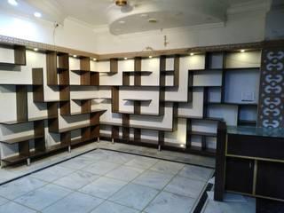 Interiors:  Bedroom by M.U Interiors,