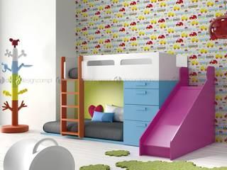 Decordesign Interiores Nursery/kid's roomBeds & cribs