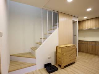 青築制作が手掛けた階段, ミニマル