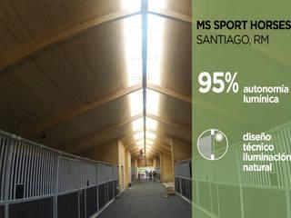 MS Sport Horses Pasiva Chalets