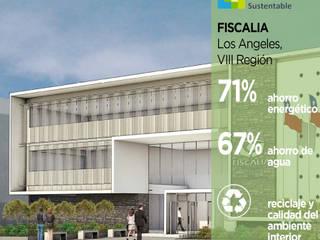 Fiscalía Los Angeles Pasiva Casas ecológicas