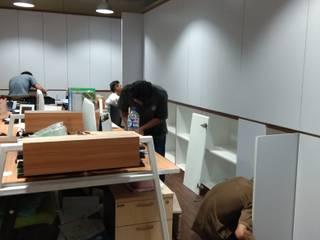 Interior office Oleh SATU Asia