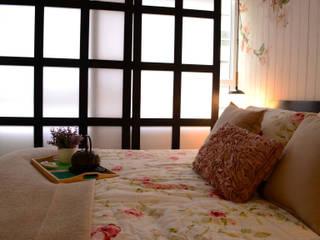 Estilo Japones en Santiago : Dormitorios de estilo  por Kaa Interior | Arquitectura de Interior | Santiago,