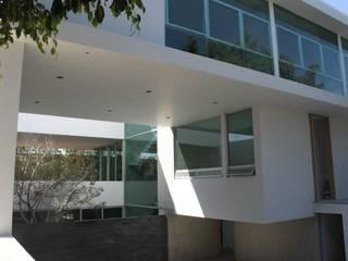모던스타일 주택 by TaAG Arquitectura 모던